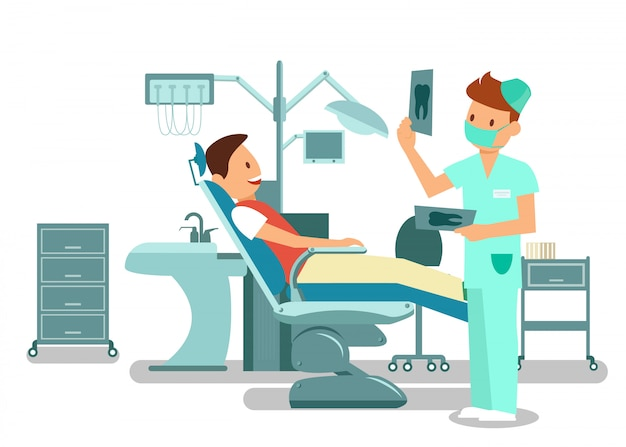 Check-up de dentes