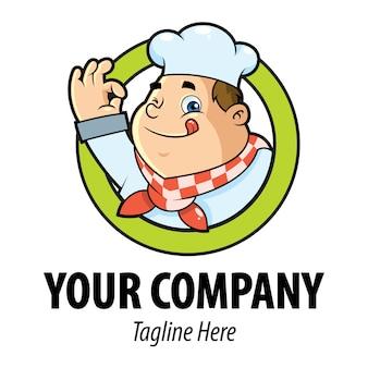 Chef de logotipo
