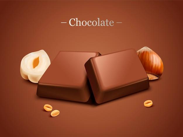 Chocolate de avelã