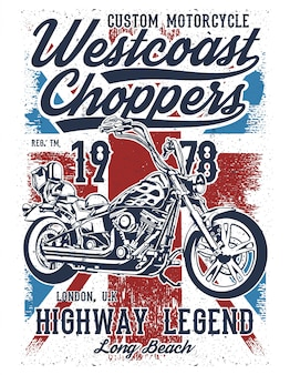 Choppers westcoast