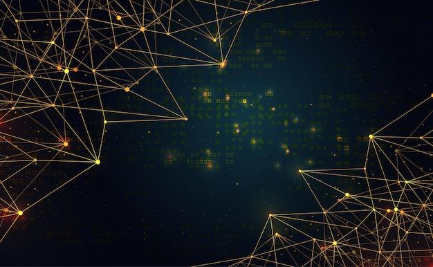 Ciência da rede moderna abstrata