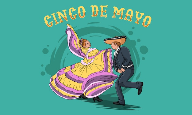 Cinco de mayo fundo