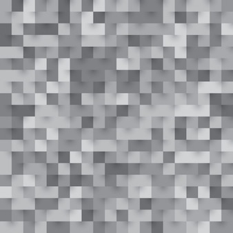 Cinza padrão pixelated