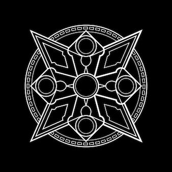 Círculo mágico: shuriken