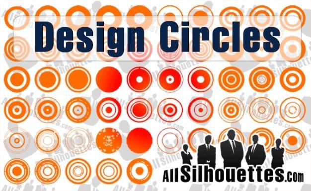 Círculos design