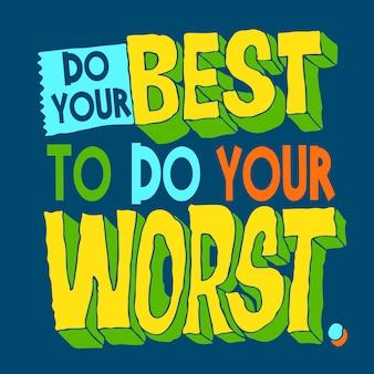 Citação motivacional