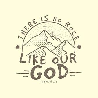 Citações cristãs com ilustração