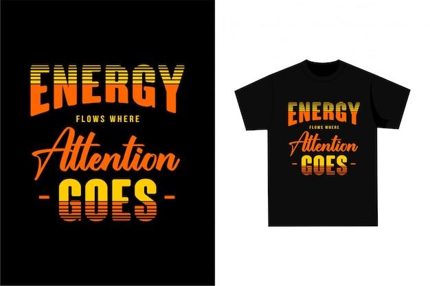 Citações de tipografia de saúde - t-shirt gráfica para impressão