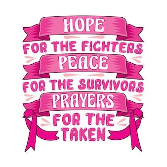 Citações do cancro da mama