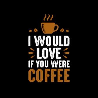 Citações e afirmações de café