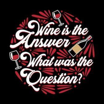Citações engraçadas e dizer do vinho.