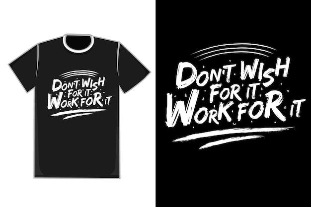 Citações inspiradoras modernas, slogan, slogan, design de camisetas de motivação