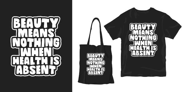 Citações motivacionais tipografia cartaz t-shirt merchandising design