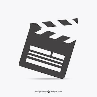 Claquete filme