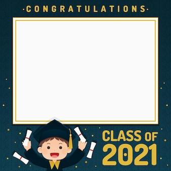 Classe plana de modelo de quadro 2021