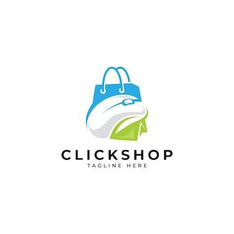 Clique no logotipo da loja