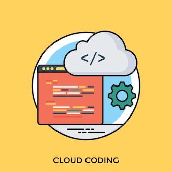 Cloud coding