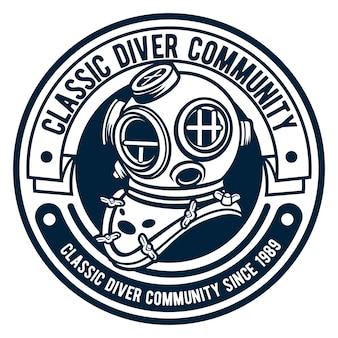 Clube classic diver