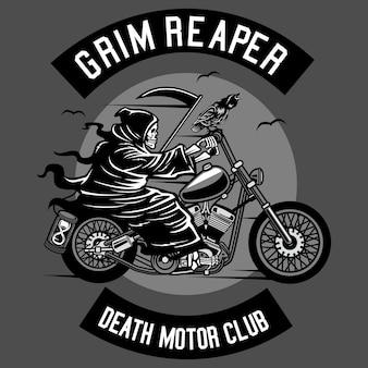 Clube da motocicleta da morte