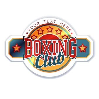 Clube de boxe