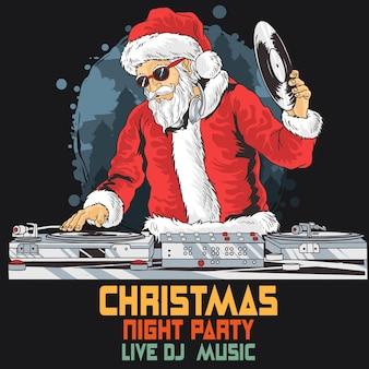 Clube de festas dj santa