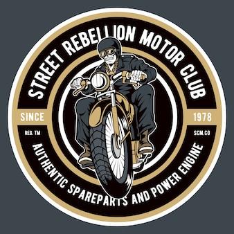 Clube do motor da rebelião da rua