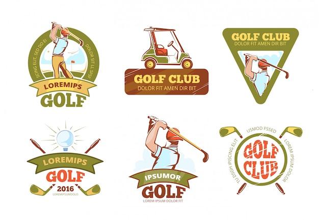 Clube esportivo de golfe