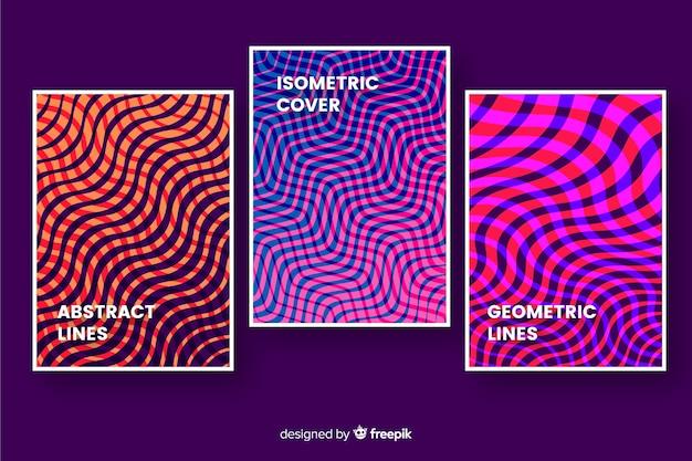 Cobertura de linhas geométricas