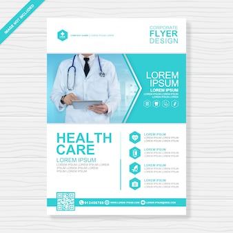 Cobertura de saúde e médica