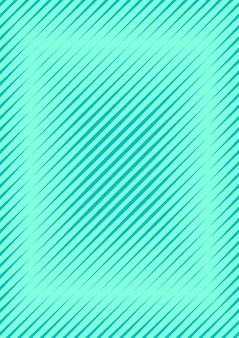 Cobertura mínima abstrata com gradientes e ondas geométricas. layout moderno com meio-tom. modelo de capa mínima abstrata para livro, banner, convite e cartaz. ilustração de negócios futuristas.