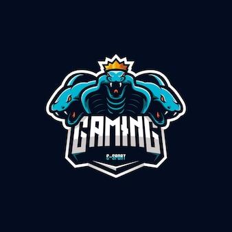 Cobra logo gaming e-sport