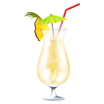 Cocktail de leite