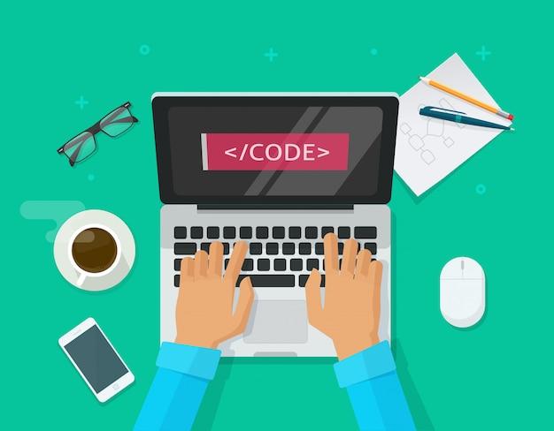 Codificação do programador