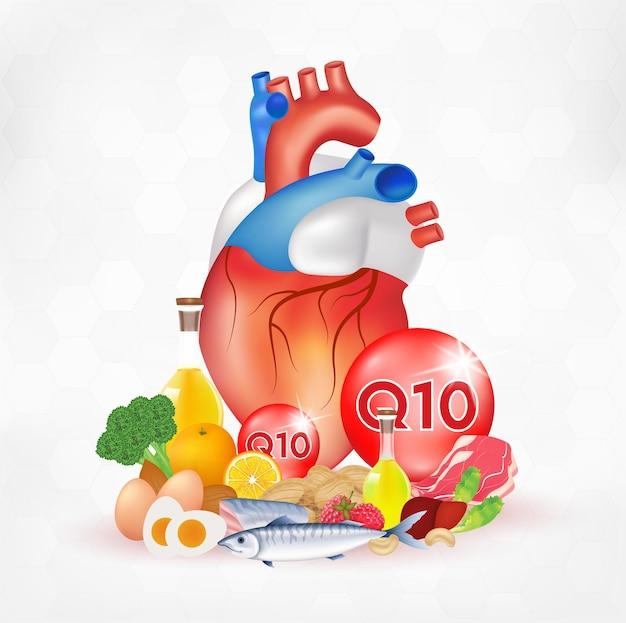 Coenzima q10 e coração