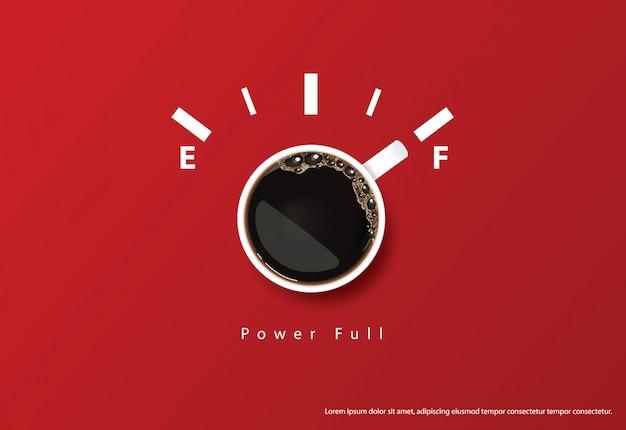 Coffee poster advertisement flayers ilustração vetorial