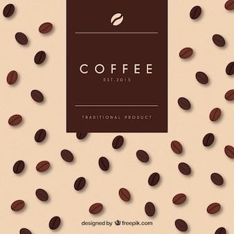 Coffee produto tradicional
