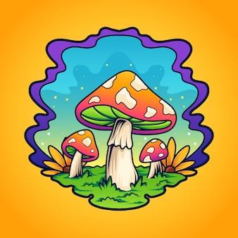 Cogumelo trippy