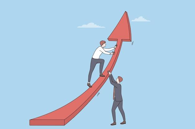 Colaboração para o desenvolvimento do trabalho em equipe no conceito de negócios