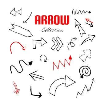 Coleção arrow