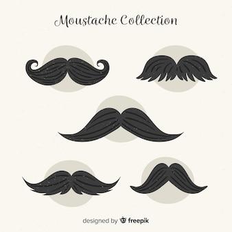 Coleção bigode movember