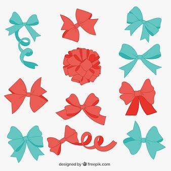 Coleção bows