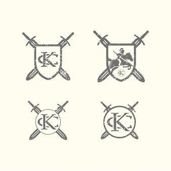 Coleção brasão de armas