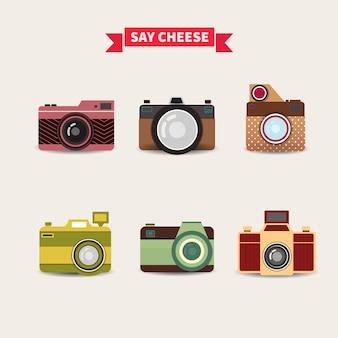 Coleção cameras