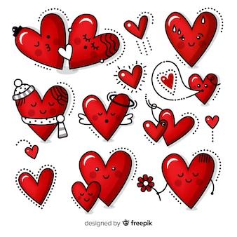 Coleção coração