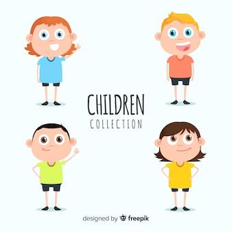 Coleção crianças