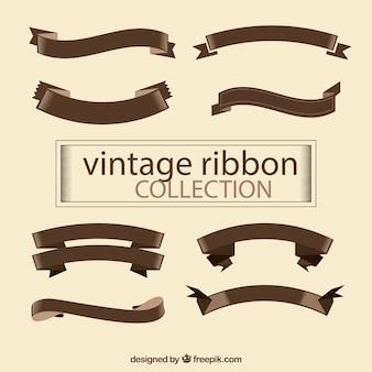 Coleção da fita do vintage