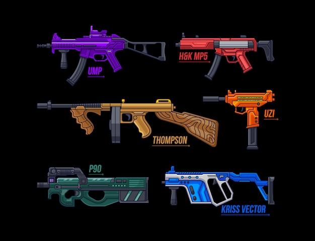 Coleção de armas