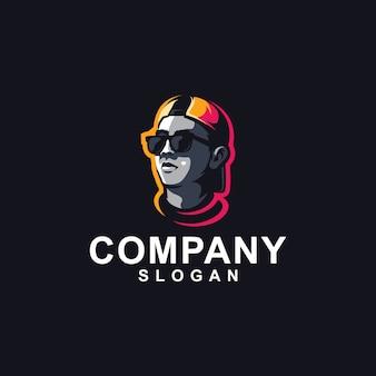 Coleção de design de logotipo de vetor