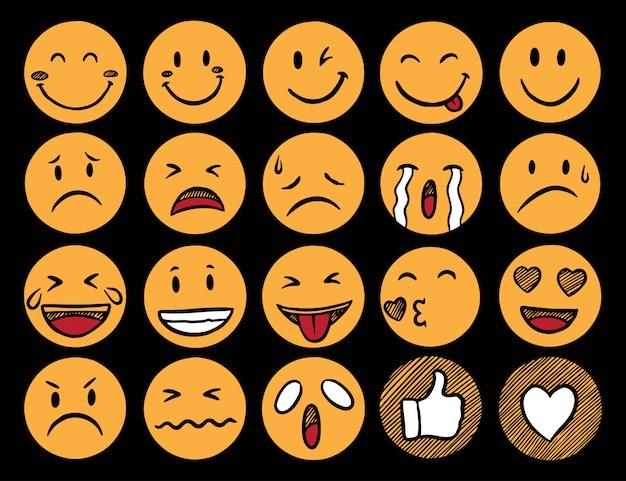 Coleção de emoji