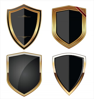 Coleção de escudos